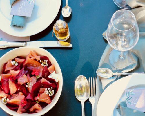 Maison Mahti restaurant traiteur chef a domicile drome rhone alpes mirmande gastronomie-min