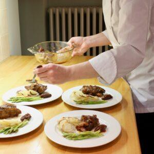 Chef à domicile - Un service sur mesure et haut de gamme