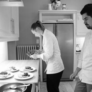 chef à domicile drôme ardèche cuisine de partage producteurs locaux