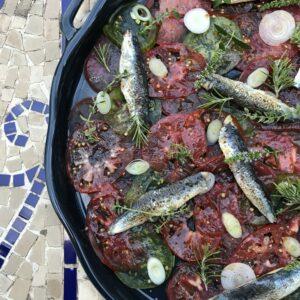 Maison-Mahti-restaurant-traiteur-chef-a-domicile-drome-rhone-alpes-mirmande-provence-saveurs- chefs privés-tomates